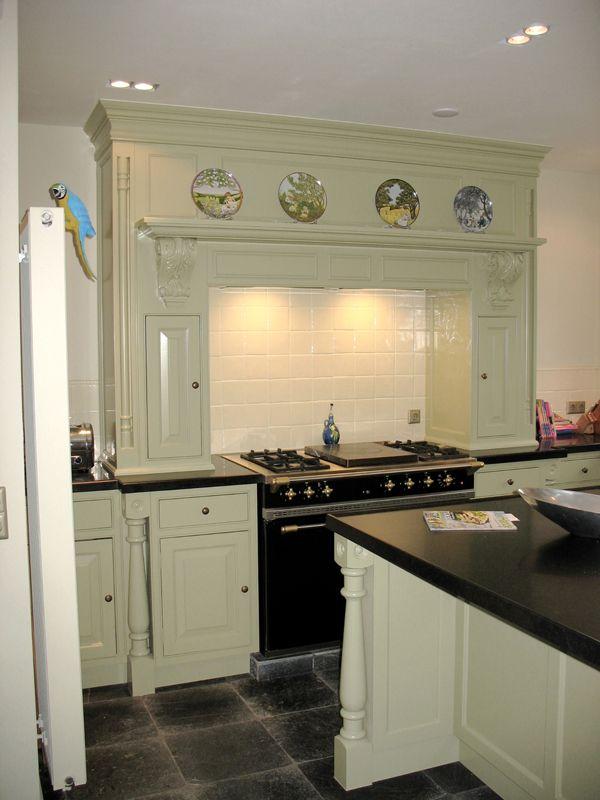 Engelse keuken (2) | Keukens | René Bruns Schrijnwerker