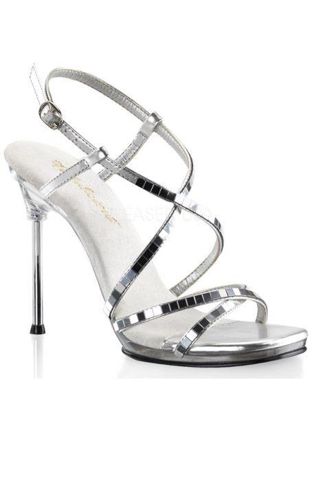CHIC - Chaussures Miroir   - Pleaser (Fabulicious) Pleaser USA débarque sur Génération Lingerie ! #chaussures #pleaser #shoes #sexy A découvrir sur : http://www.generation-lingerie.fr/2/marques/pleaser-usa-shoes/