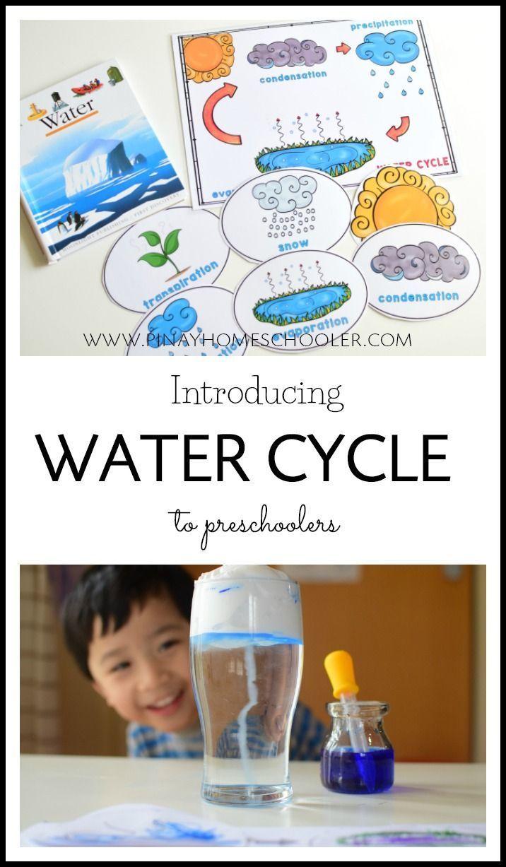Water Cycle Activities For Preschoolers Teaching Preschool