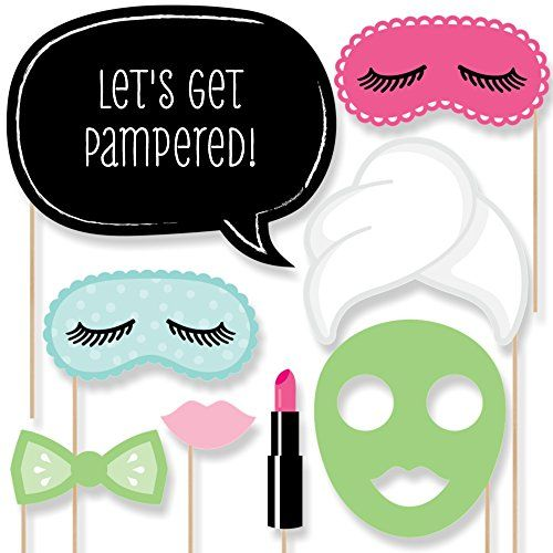 Spa Day - Photo Booth Props Kit - 20 Count Big Dot of Hap... https://www.amazon.com/dp/B01KY0C8AA/ref=cm_sw_r_pi_dp_x_mEkhybTWKNY19