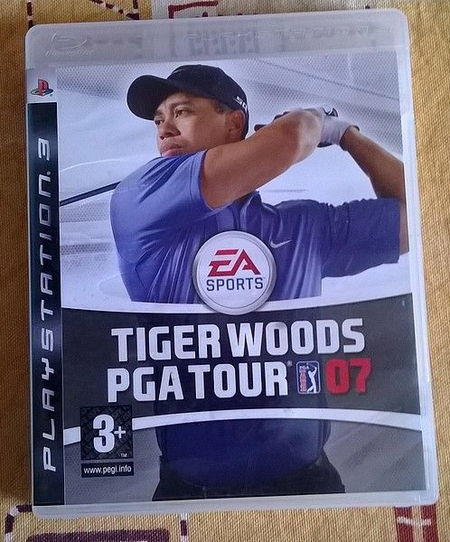 Playstation - Jeu video de golf pour PS3 - TIGER WOODS PGA TOUR 007