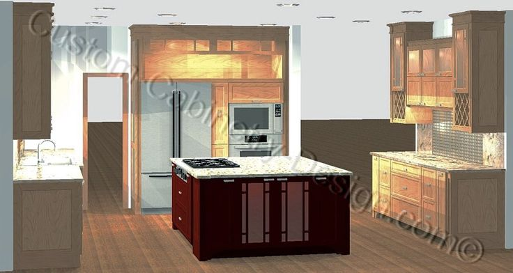 Colorado State Custom Kitchen Design Online