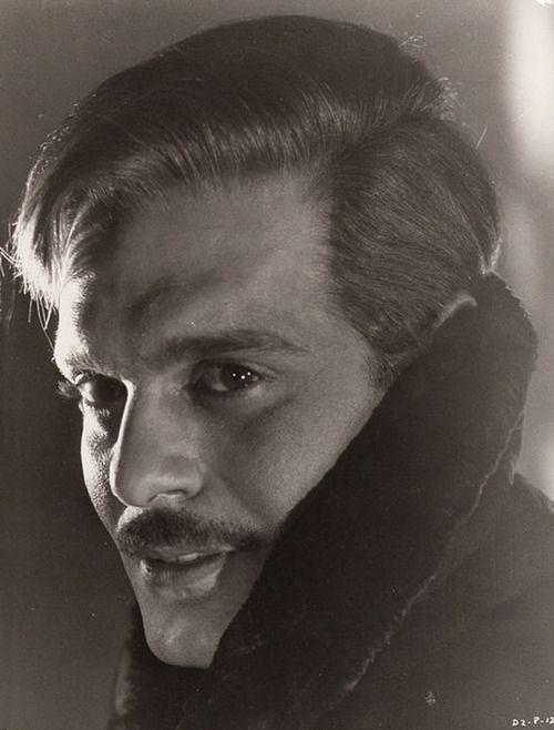"Omar Sharif en ""Doctor Zhivago"", 1965"