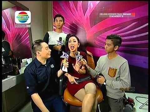 Konser Result Final 3 Besar Dangdut Academy 2 Jelang Konser Gangguin Mak...