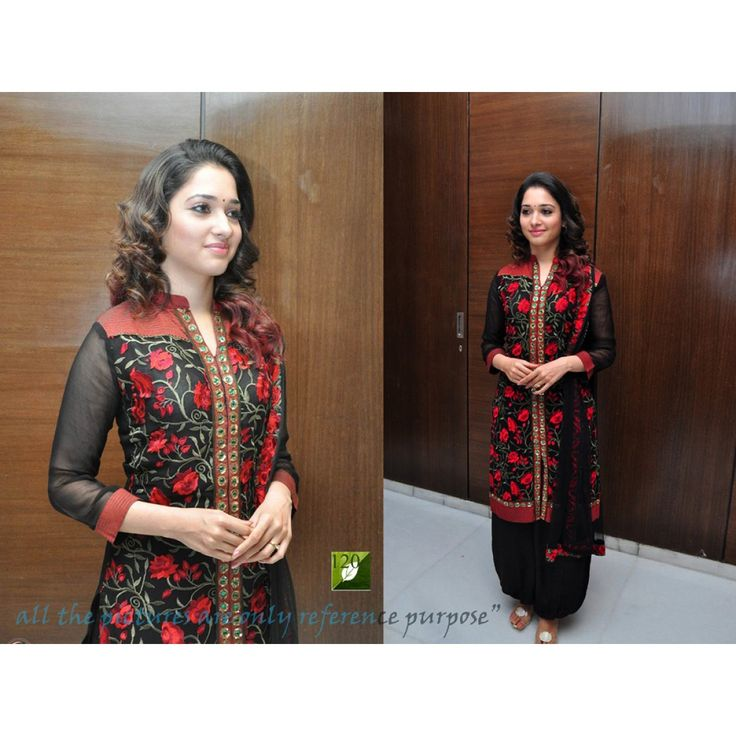 B-store black bollywood style Semi Stitch Dress dress material