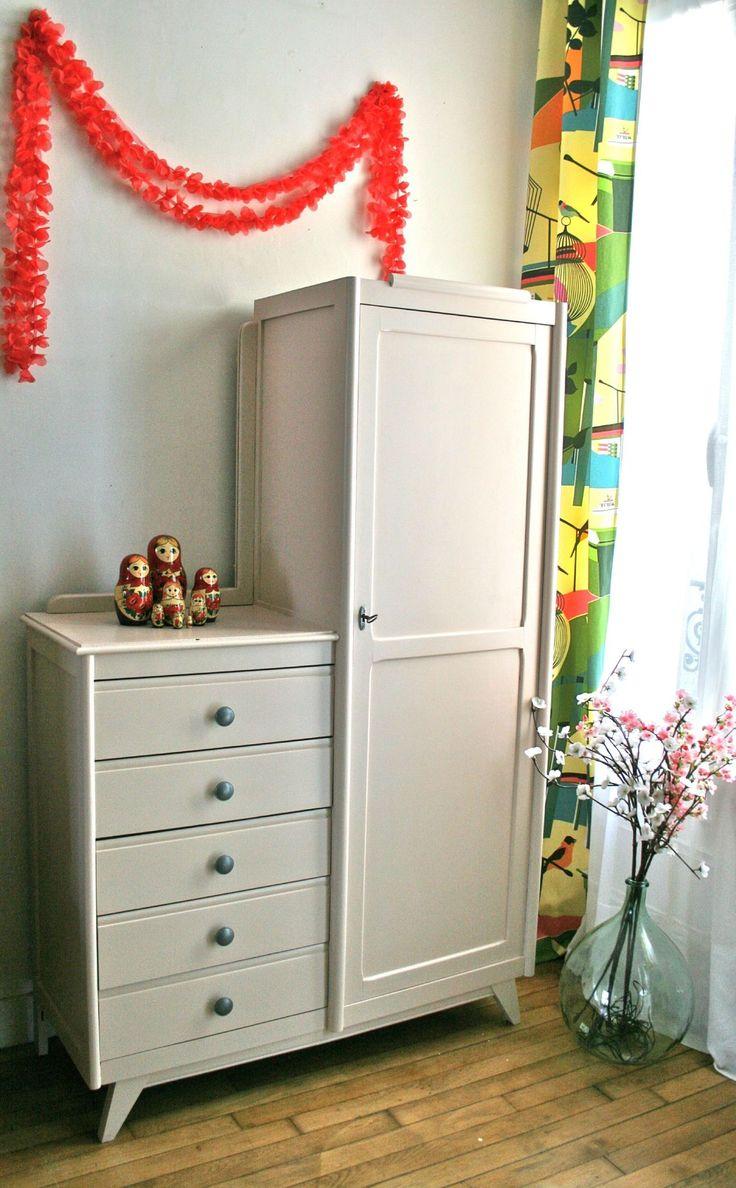 315 best images about meuble restaur ou d tourn on. Black Bedroom Furniture Sets. Home Design Ideas