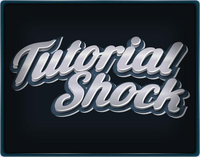 181 best Typography Photoshop Tutorials images on Pinterest ...