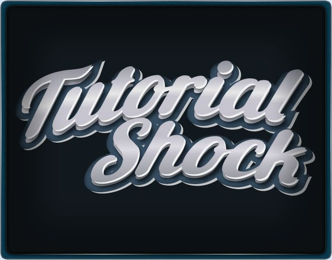 Stylish text effect tutorial using Illustrator #Illustrator