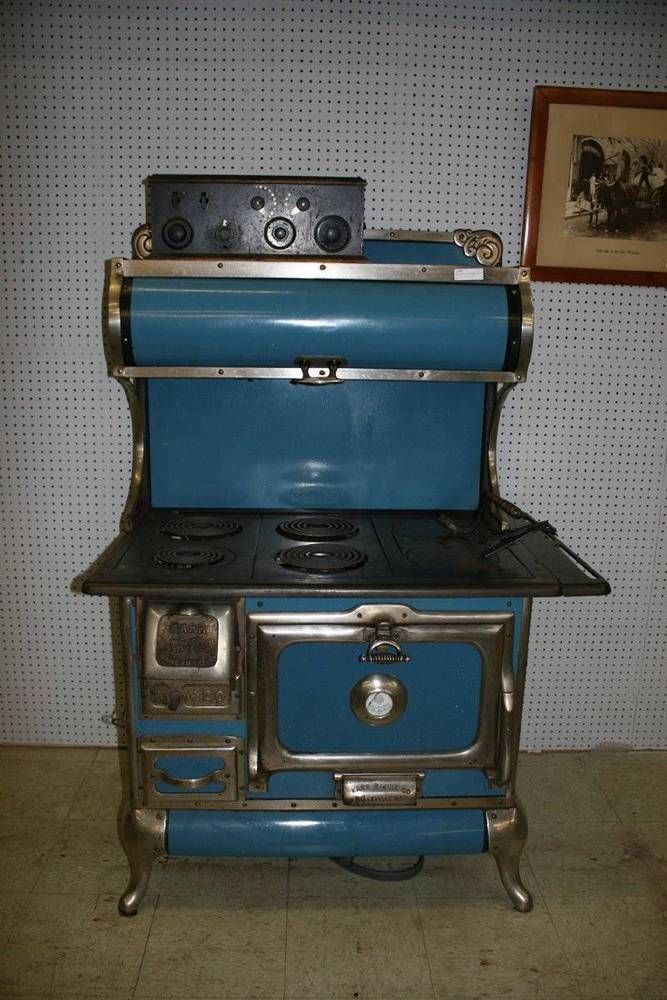 Vintage Electric Stoves ~ Images about wood cook stove on pinterest