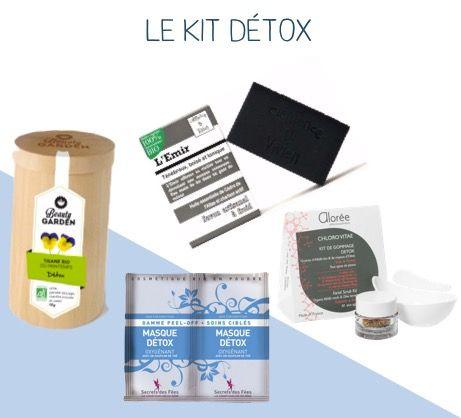 Vanity Doux Good - Le kit détox #douxgood #vanity #cadeau