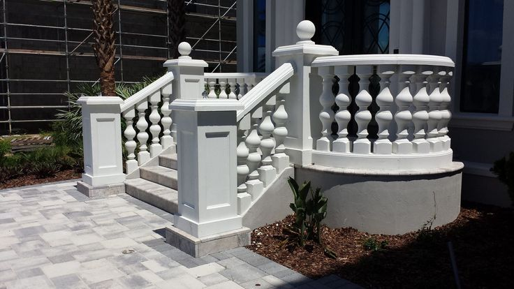 40 Best Concrete Railings Balustrade System Images On