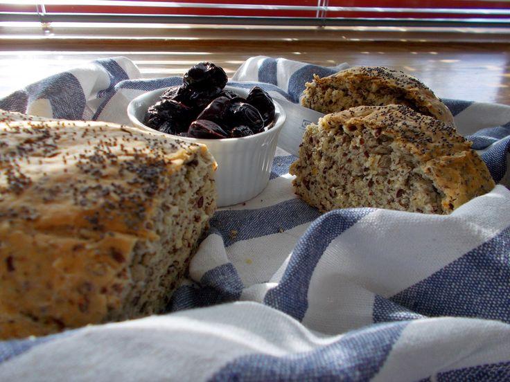 Ψωμί λιναρόσπορου, φόρμας   Food Collection