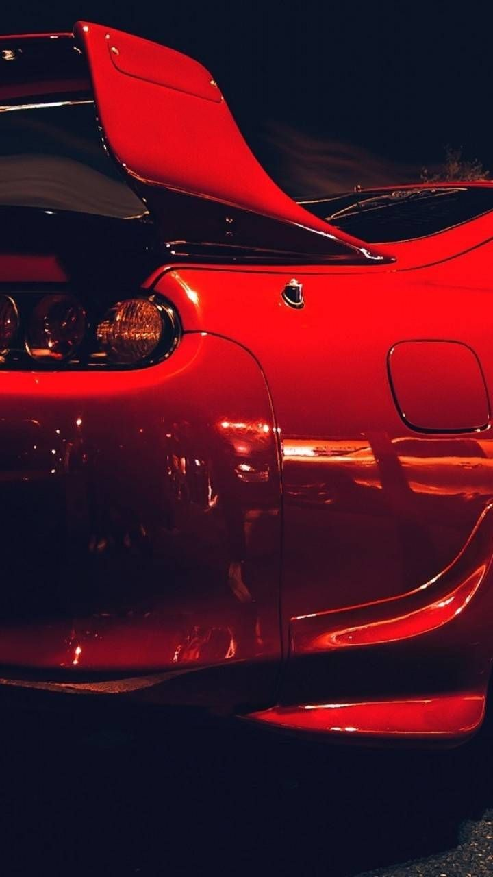 Download Supra Wallpaper By Lc6002 40 Free On Zedge Now Browse Millions Of Popular Car Wallpapers And Ringtones On Zed In 2021 Jdm Wallpaper Supra Red Sports Car Wallpaper red sports car rear view