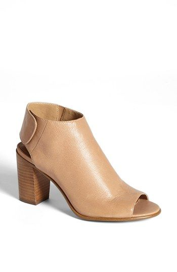 Steve Madden 'Nonstp' Bootie-saw these in a light denim blue color in the latest Nordstrom catalog.  These are a definite for my spring/summer wardrobe!