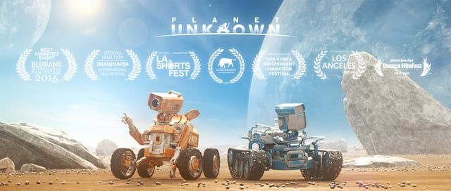 At the end of 21st century, mankind were facing global resource depletion. Space Rovers were sent out to find potential inhabitable planets.  Credits: Written & Directed by - Shawn Wang Modelling, Texturing, Animation, Compositing & Editing - Shawn Wang Music & Sound Design by - Echoic Audio Composer - Sam Foster Sound Design by - Tom Gilbert & David Johnston Special Thanks to - Evolutions Re-recording Mixer - Will Norie Faculty Producer - Xinyuan Huang Faculty Adviser - Yucheng H...