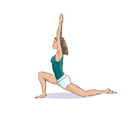 Reverse plank: Workouts: Self.com