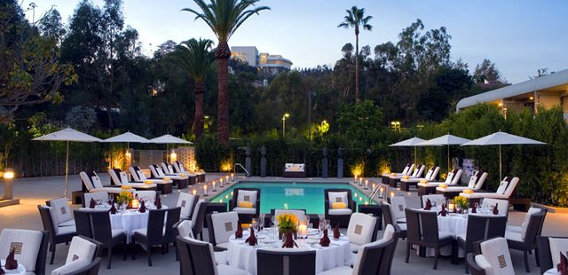 Luxe Hotel Sunset Blvd - LA, California - Tablet Hotels