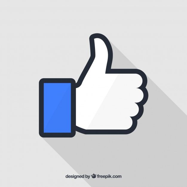 Facebook Thumb Up Like Background In Fla Free Vector Freepik Freevector Background Technology Facebook Social M In 2020 Emoji Patterns Emoji Set Vector Free