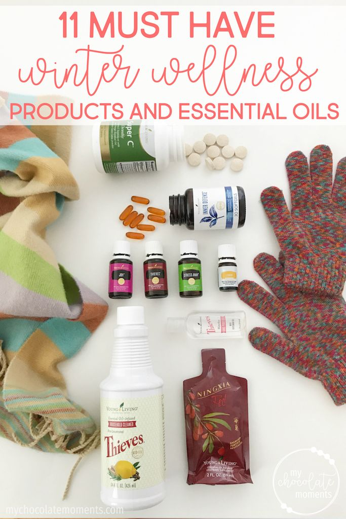 11 must have winter wellness products and essential oils | Young Living | essential oils | health | winter wellness