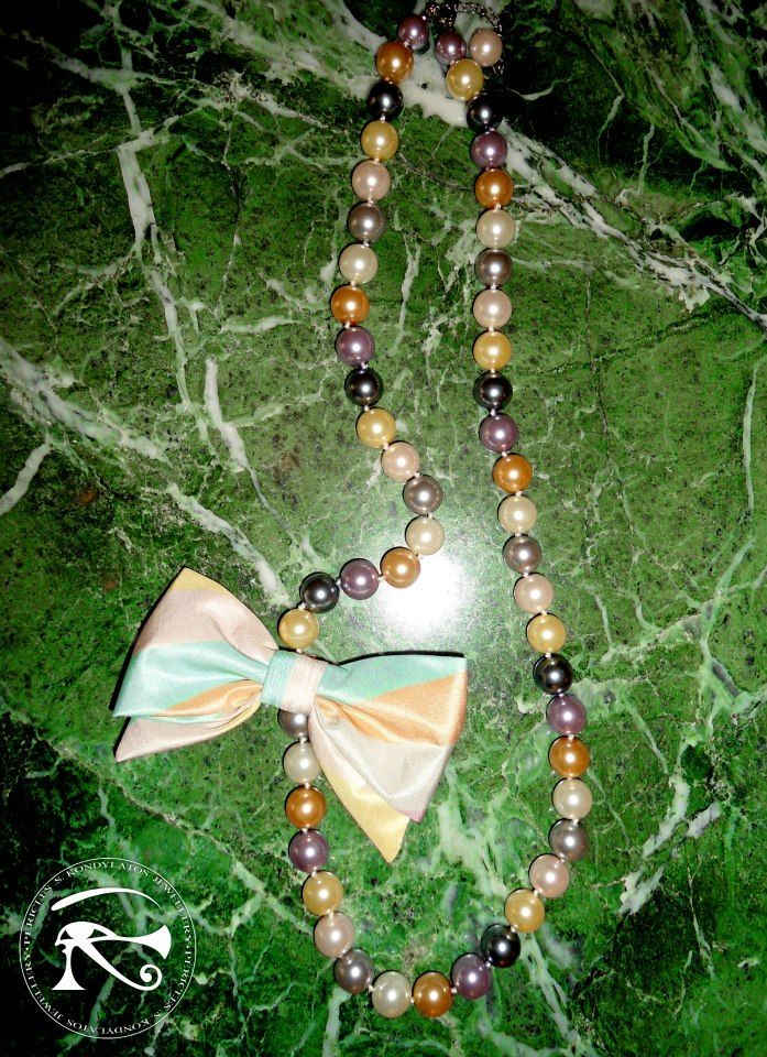 """The """"spring Bows"""" Collection by Pericles Kondylatos"""