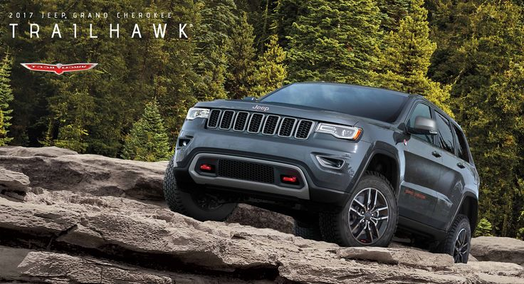 Jeep Grand Cherokee Trailhawk leaks out early PerformanceDrive