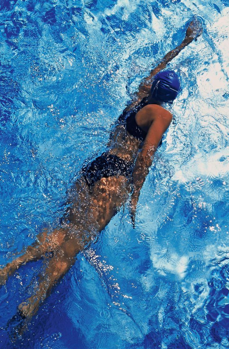 Svømning træner dine motoriske evner, og du får bevæget dine led ud i nogle positioner, som de færreste praktiserer til hverdag.