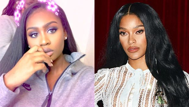 Stevie J's Daughter Claps Back At Joseline's 'Nappy' Hair Diss With Epic Pic https://tmbw.news/stevie-js-daughter-claps-back-at-joselines-nappy-hair-diss-with-epic-pic  Two can play that game! After Joseline Hernandez called Stevie J's daughter a 'nappy headed hoe,' Savannah hit her back with a bold diss. Sav posted a photo of Joseline, where she seemed to point out that Jos is the one with the 'nappy hair.' See the pic here!It took less than 24 hours for Savannah Jordan, 18, to respond…