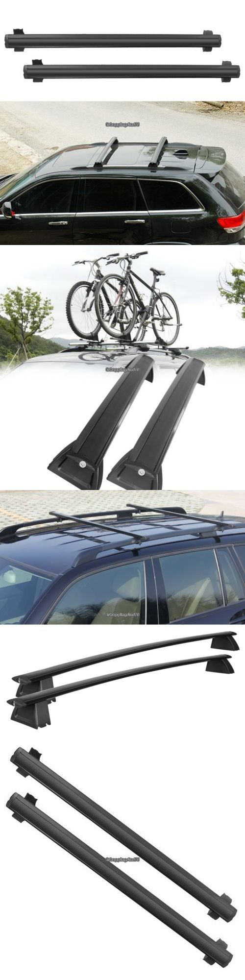 Other Kayak Canoe and Rafting 36123: Adjustable Car Top Aluminum Cross Bar Roof Cargo Luggage Rack Eh7e01 -> BUY IT NOW ONLY: $113.79 on eBay!