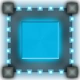 level gate  kondrian, a game for the iOS platform (https://itunes.apple.com/au/app/kondrian/id589223572?mt=8)