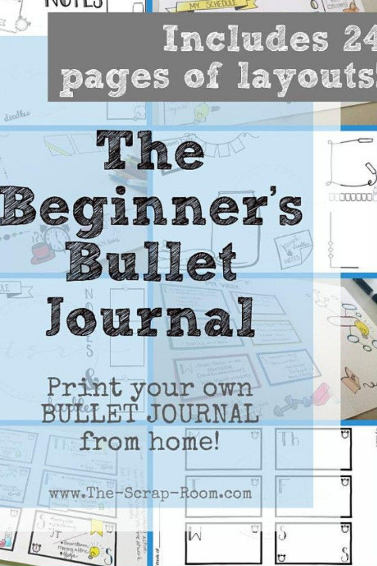The Beginners Bullet Journal - Printables / Digital Downloads + Printable Dot GridThis set now comes with 26 pages of layouts that you can print over and over again, plus a dot grid printable you can use to create you own layouts with ease! Designed layouts include 8, 31 day challenge layouts, 1 Monthly, 3 Weekly and 5 Daily layouts that are all designed to mix and match to create dozens of 2 page layouts for Bullet Journaling! #bulletjournal #layout #printable #ad #template #printable