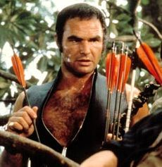 """July 30, 1972: The movie """"Deliverance"""" opens, starring Burt Reynolds and Jon Voight."""