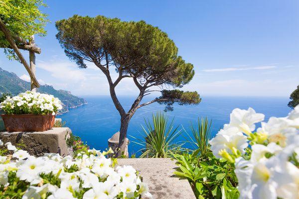 Amalfitánske pobrežie, Talianko