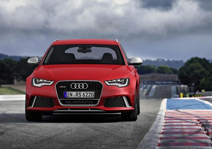 2014 Audi RS6 Avant Doch mij dise mar  :D wauwh.. wol graag in oar kleurke..
