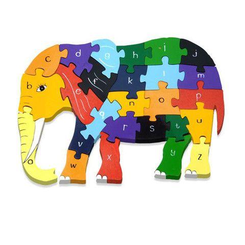 Alphabet Elephant
