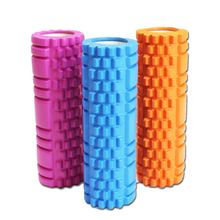 5 Colors EVA Point Yoga Foam Roller for Fitness Home Gym Pilates Physiotherapy Massage //Price: $US $14.50 & FREE Shipping //
