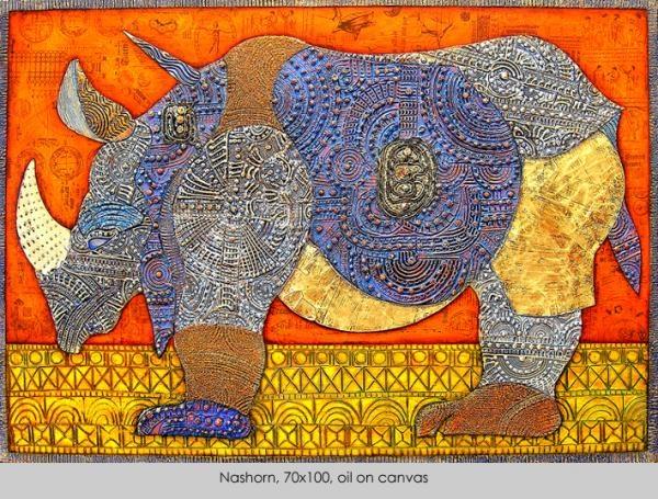 ~ by Wlad Safronow, Ukrainian artist, born 1965 in Kharkov, Ukraine.