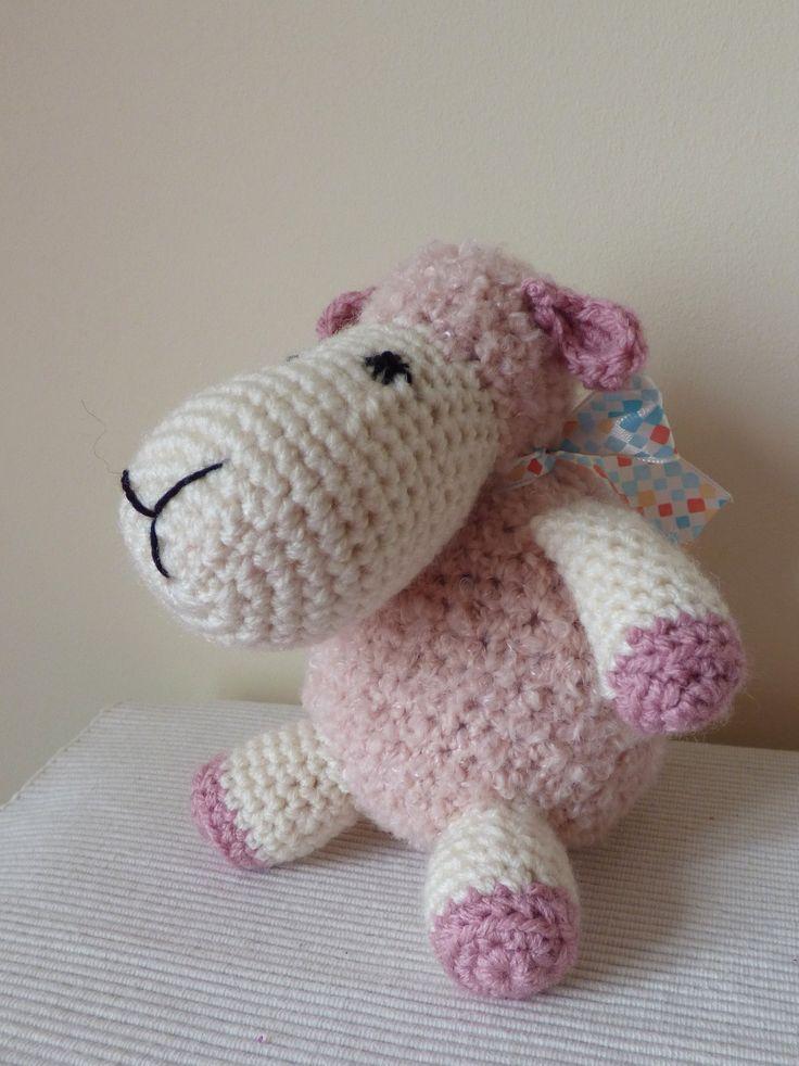 Doudou mouton : Gaston