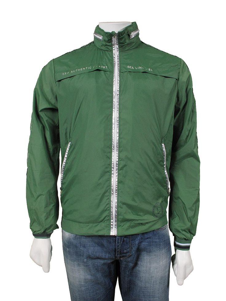 Μπουφάν Gas Jeans BADEN 25 0642 42 1498 Ανδρικό Μπουφαν ανδρικο Gas, εχει βαμβακερη επενδυση και τσεπες στην μπροστινη πλευρα και  εσωτερικα  που κλεινουν  με φερμουαρ. Εχει λαστιχο στα μαν