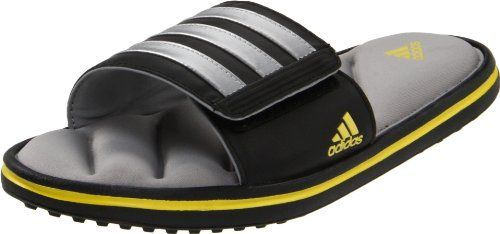adidas Men's Zeitfrei FitFOAM Slide - http://shoes.goshopinterest.com/mens/athletic-mens/sport-sandals-athletic-mens/adidas-mens-zeitfrei-fitfoam-slide/