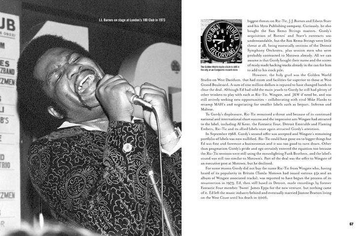 Groovesville USA pages 66-67
