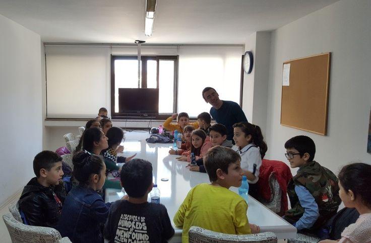 ingilizce Eğitim Çocuklar Için Eyüp Belediyesi'yle  ingilizce Eğitim Çocuklar Için Eyüp Belediyesi'yle