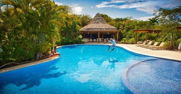 Cala Luna Boutique Hotel & Villas, Tamarindo, Costa Rica #luxurylink