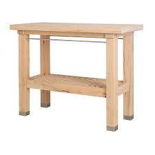 Afbeeldingsresultaat voor werkbank keuken hout