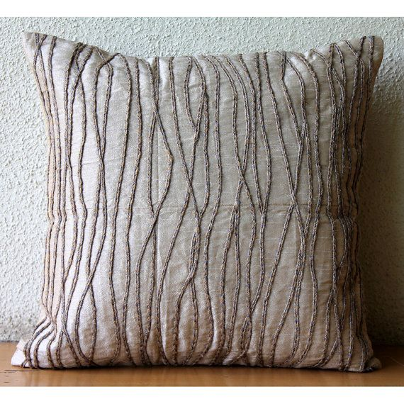 Decorative Pillow Covers Accent Couch Pillow by TheHomeCentric