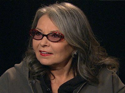 Roseanne Barr might lose her eyesight