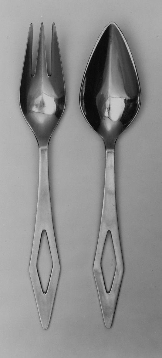 Spoon Gio Ponti (Italian, Milan 1891–1979 Milan)