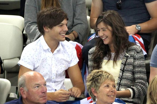 Cute Couple!!! Louis Tomlinson and Eleanor Caldor!!!
