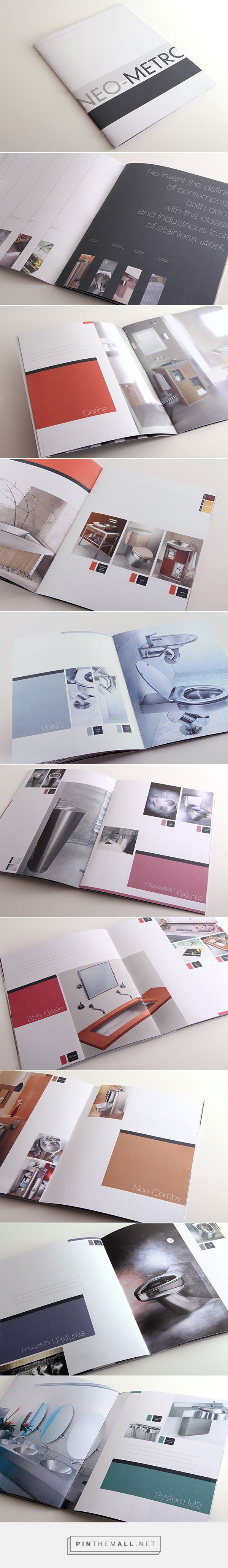 Product Brochure - Neo-Metro by Dennis Purcell