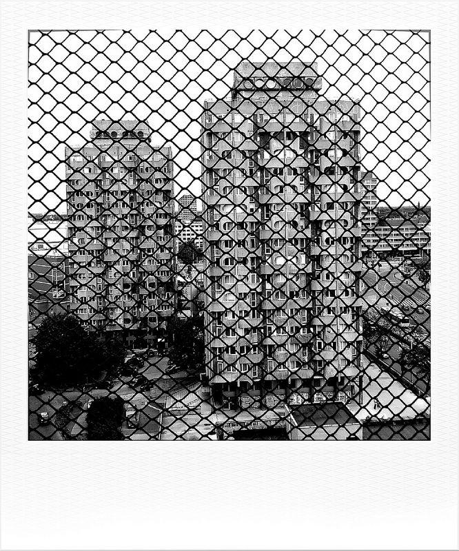 pl. Grunwaldzki, Wrocław (PL), 1971-75, J. Hawrylak-Grabowska (foto Leszek Golubiński via flickr)