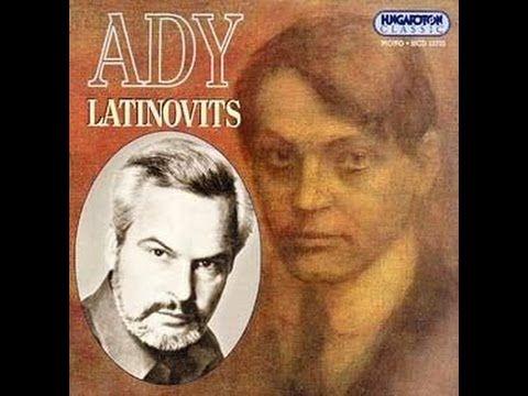 Latinovits Zoltán Ady Endre versei és írásai